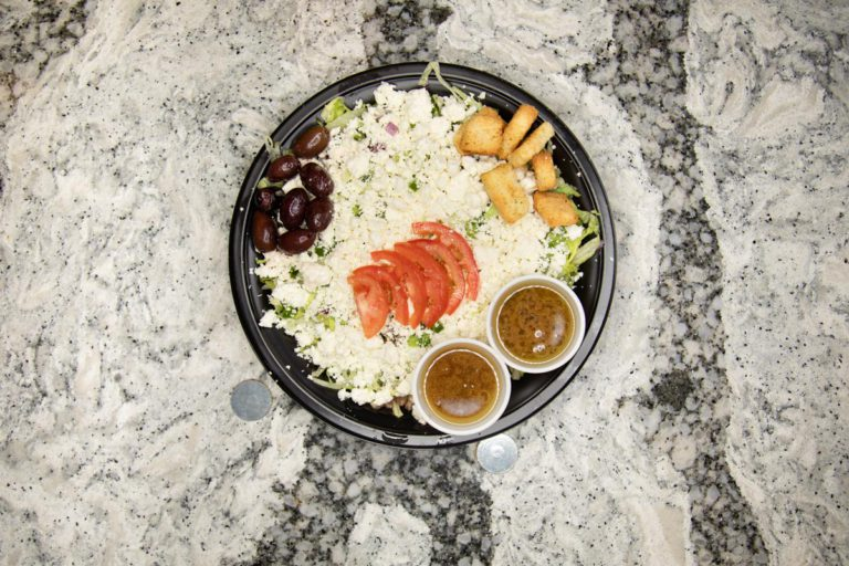 Topshelf Greek Salad