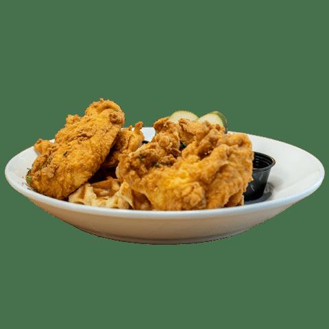 Chicken & Waffles 794