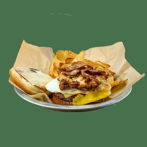 Conspiracy Burger 794