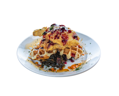 Chicken and Waffles 794